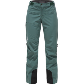 Haglöfs L.I.M Touring Proof Pantalons Femme, willow green